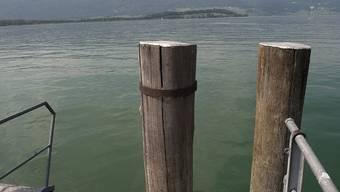 Der Pegel des Bielersees wird tief gehalten (Archiv)