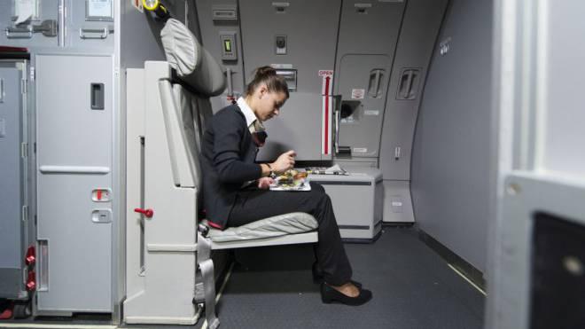 Flight Attendants und ihre Familienangehörigen profitieren auf Privatreisen von saftigen Rabatten. Foto: Christian Beutler/Keystone