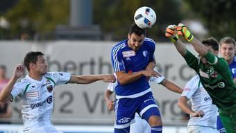 Der FC Wohlen blieb vor dem Tor harmlos.