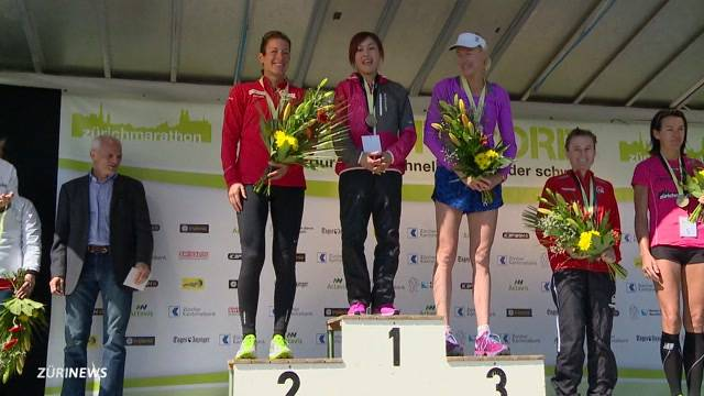 Kein Schweizer Sieg am Zürich Marathon