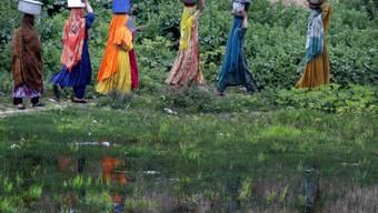 Mehr als zwei Milliarden Menschen haben laut einem Uno-Bericht keine sichere Versorgung mit sauberem Trinkwasser. (Symbolbild)