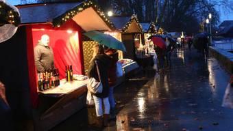 Solothurner Wiehnachtsmäret 2014
