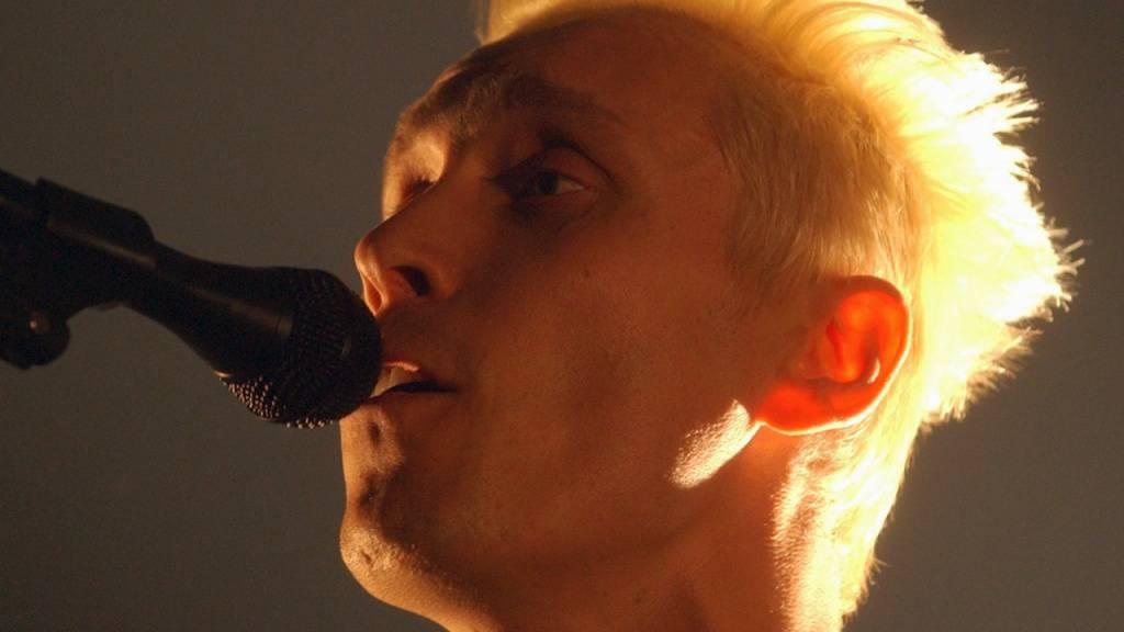 Nächstes Jahr zu Gast in Thun BE: der Leadsänger der Punkrock-Band die Ärzte. (Archivbild)