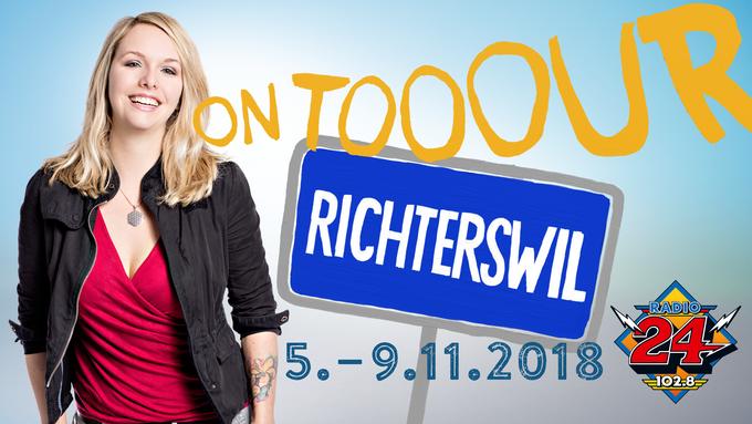 «Tour de 24» in Richterswil