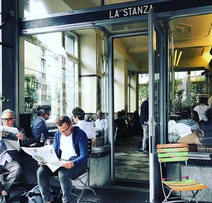 """Aus 28 Bewerbungen hat die städtische Liegenschaftenverwaltung jene der """"La Stanza""""-Betreiber ausgewählt."""