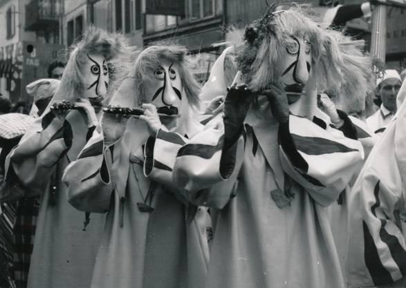 1955 – Gaischter-Gschichte