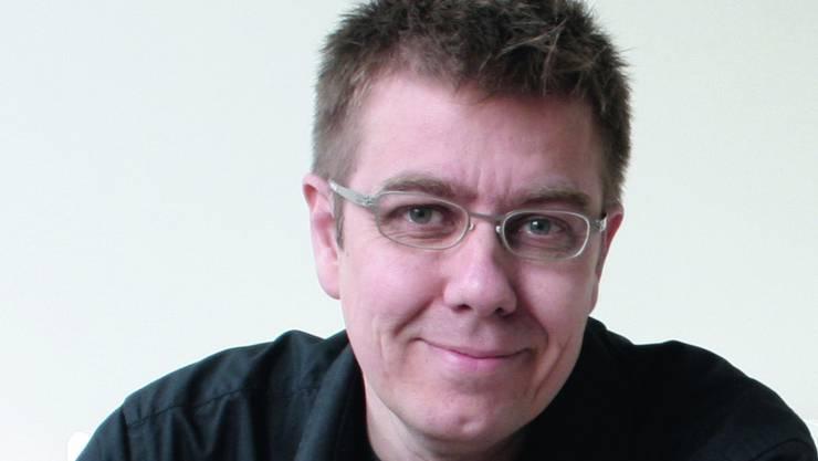 Alexander Braun ist ein vielseitiger Kurator.