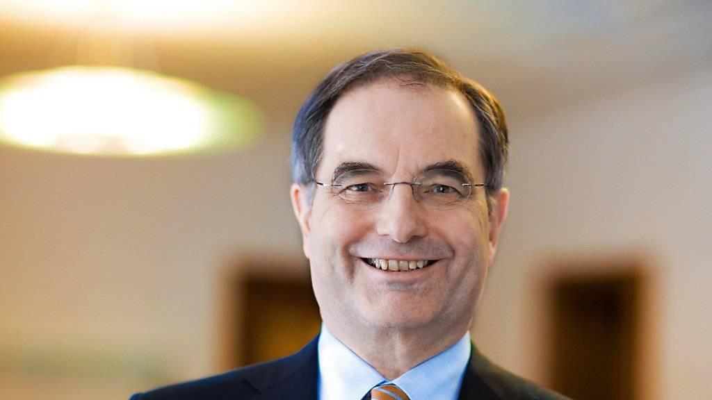 Neue Aufgabe: Peter Kurer soll neuer Verwaltungsratspräsident von Sunrise werden. (Archivbild)