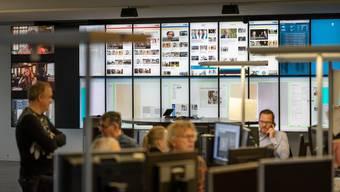 CH Media: Das Joint-Venture von AZ-Medien und NZZ-Regionalmedien mit Sitz in Aarau setzt strategisch auf die traditionelle Tagespublizistik sowie auf eine Palette von mittlerweile sieben Unterhaltungs-TV-Sendern. (cm)