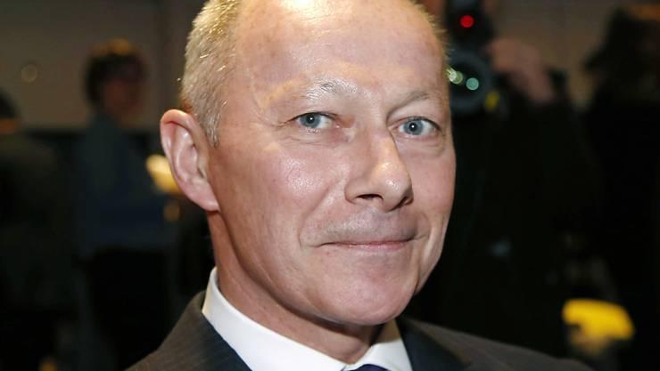 Thierry Bolloré übernimmt vorläufig die Führung von Renault. (Archiv)
