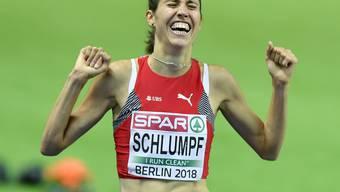 Fabienne Schlumpf will auch heute Abend in Uster jubeln