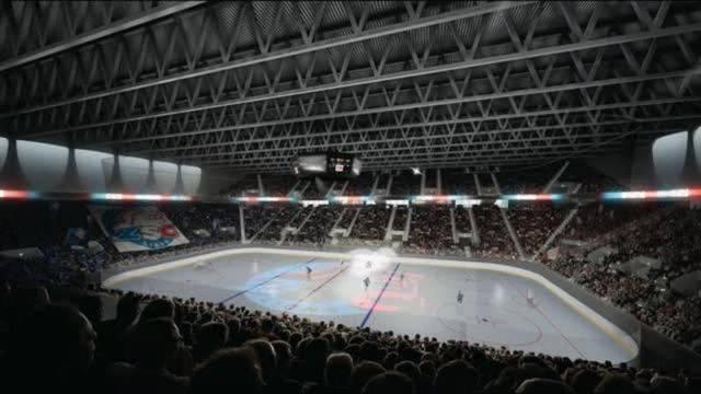 Das müssen Sie wissen zum neuen Zürcher Eishockey-Stadion