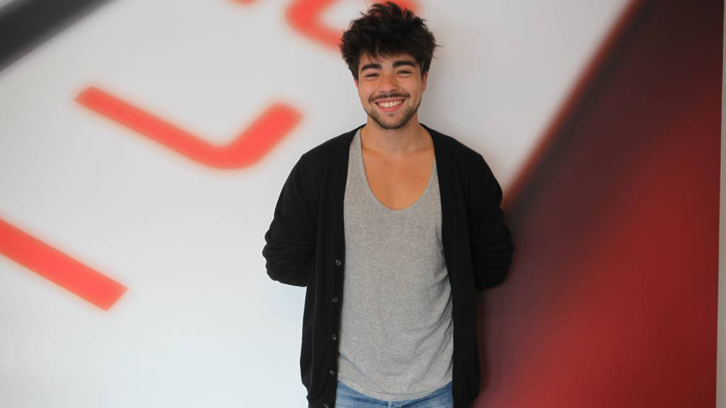Alejandro Reyes der Newcomer am Schweizer Pop-Himmel