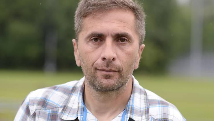 Erfolgreicher Saisonstart mit dem FC Wohlen: Ranko Jakovljevic