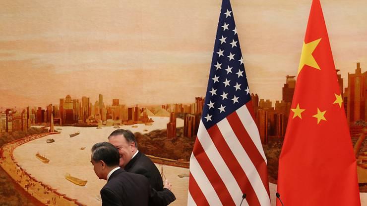 Die USA verschärfen Regeln für ausländische Investoren - im Fokus sind vorwiegend chinesische Aktivitäten. (Symbolbild)