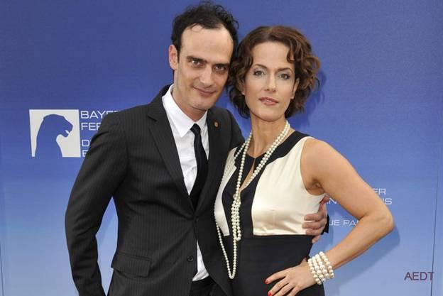 Anatole Taubmann und Claudia Michelsen waren 12 Jahre ein Paar.