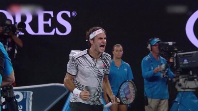 Familienzeit bei Roger Federer