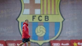 Der FC Barcelona bestreitet heute ein Geisterspiel