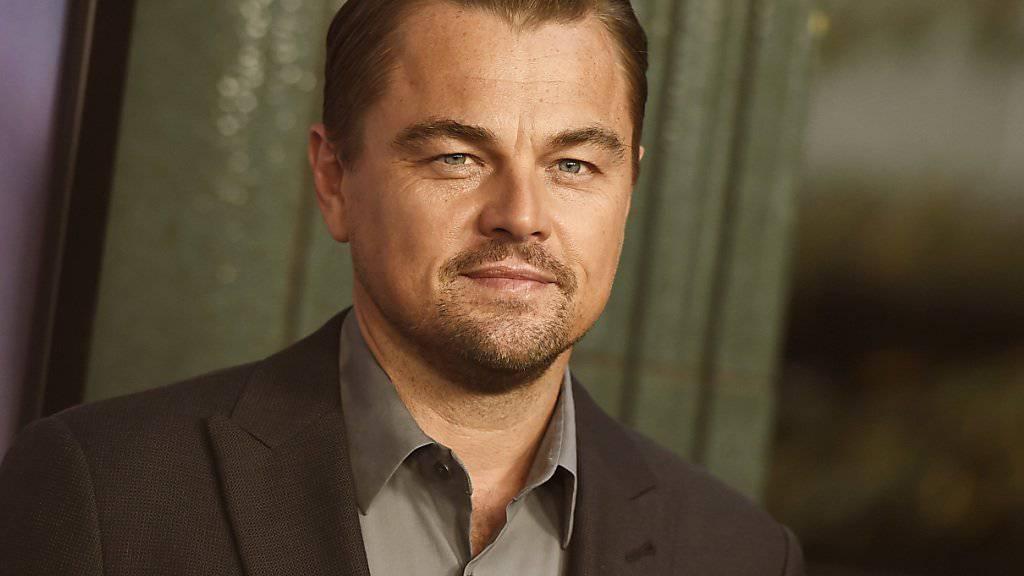 Viele Menschen in Sibrien dankten dem US-Schauspieler Leonardo DiCaprio dafür, dass er bei Instagram auf die verheerenden Waldbrände hinwies - und so internationale Aufmerksamkeit erzeugte. (Archivbild)