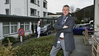 Kristian Schneider, Direktor des Spitalzentrums Biel