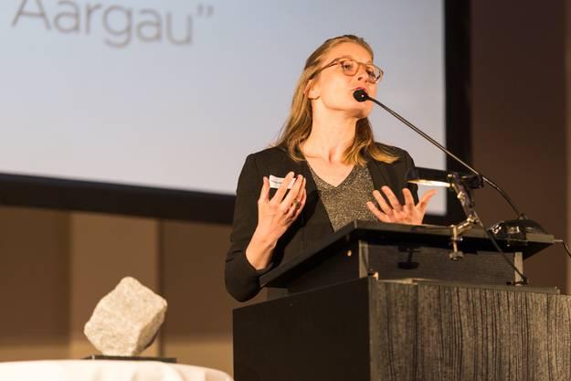 Simone Morger, die Gewinnerin in der Sparte Online