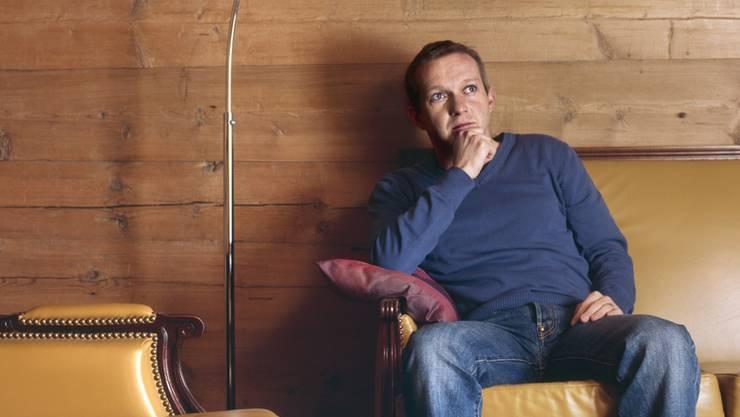 Kabarettist Simon Enzler tritt in dieser Theatersaison im Thik auf.