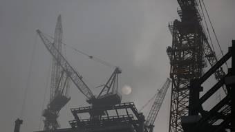 Der Ausstoss von Treibhausgasen muss in den nächsten Jahren drastisch gesenkt werden.