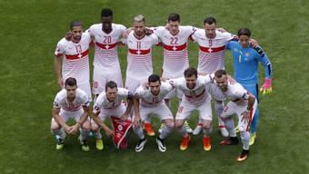 Die Schweiz spielt gegen Rumänien mit unveränderter Formation