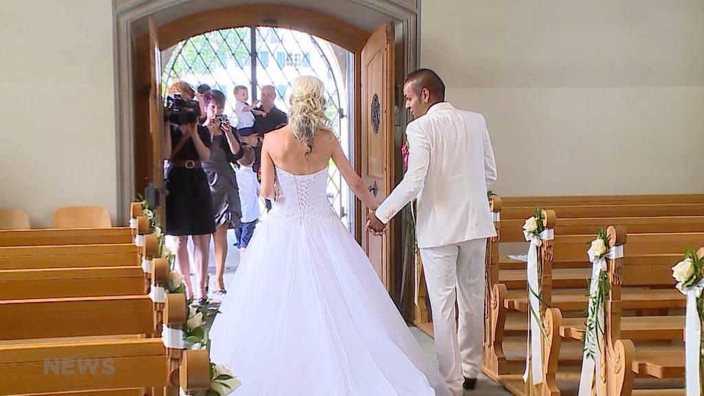 Ständerat lehnt Abschaffung der Heiratsstrafe ab