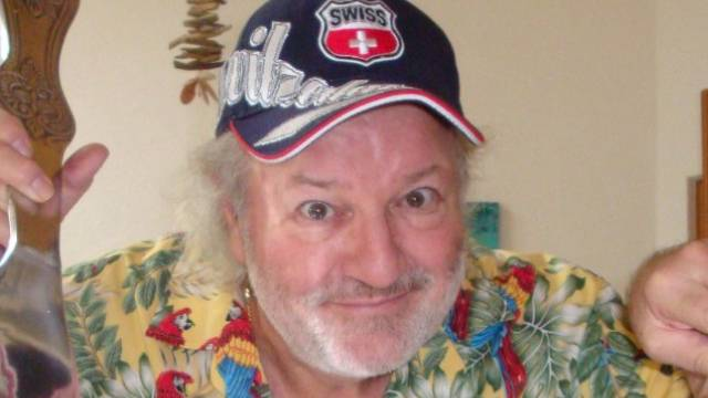 Peach Weber: Sonne im Herzen, ob's schifft oder seicht (Facebook)