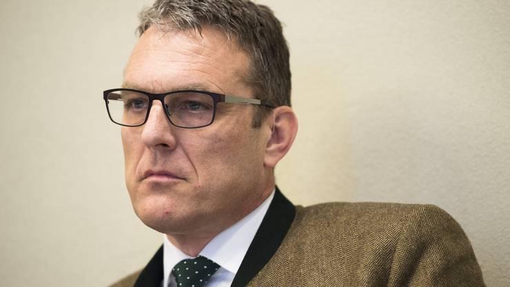 Steckt in der Bredouille: BDP-Mann Andreas Felix.