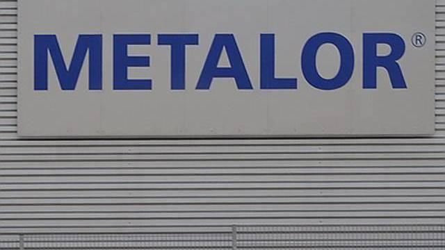 Entlassungen bei Metalor angekündigt (Archiv)