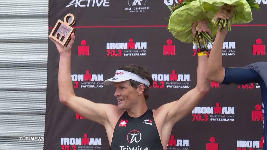 Erster Halb-Ironman nach langer Durststrecke