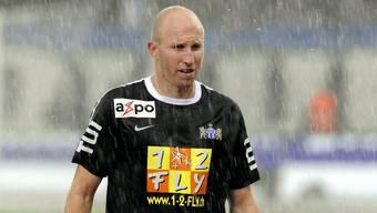 Ludovic Magnin beendet seine Karriere