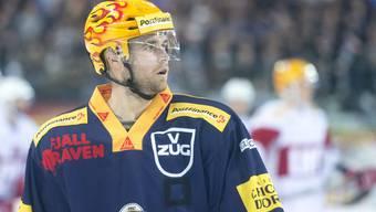 Zuverlässiger Skorer: Zugs Pierre-Marc Bouchard gehört zu den am besten benoteten Spielern.