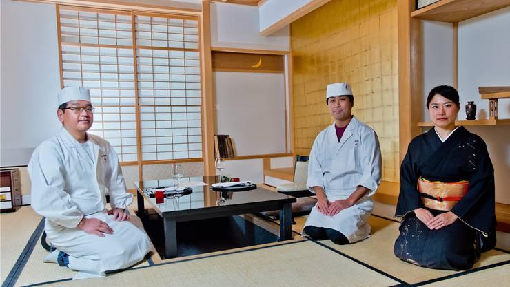 Das Restaurant Usagiyama musste seine Pforten schliessen. Nun ist das Freiamt ohne Spitzen-Restaurant.