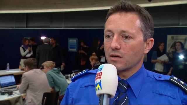 «Ich bin schon ein paar Jahre Polizist, aber dieses Ausmass ist für uns alle aussergewöhnlich»