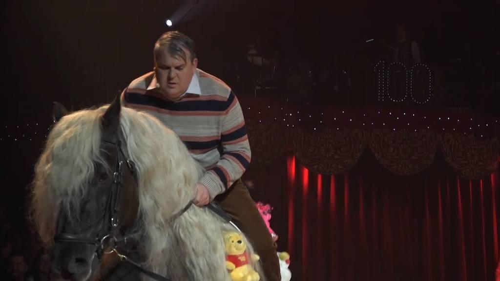 100 Jahre Zirkus Knie: Premierenfeier