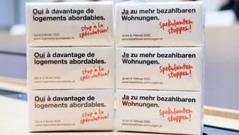 Patrizia Bernasconi Mieterverband Basel: «In Basel darf die Initiative nicht abgelehnt werden.»