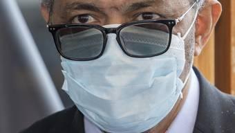Gibt noch keine Entwarnung wegen der Coronavirus-Pandemie: Tedros Adhanom Ghebreyesus, Generaldirektor der Weltgesundheitsorganisation WHO. (Archivbild)