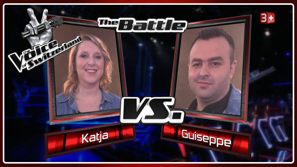 Staffel 1 - Folge 10 | Battle Katja vs Giuseppe