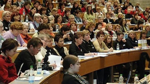 An der Hochschule sind Frauen unterdessen vielerorts in der Mehrheit (HSG St. Gallen/Archiv)