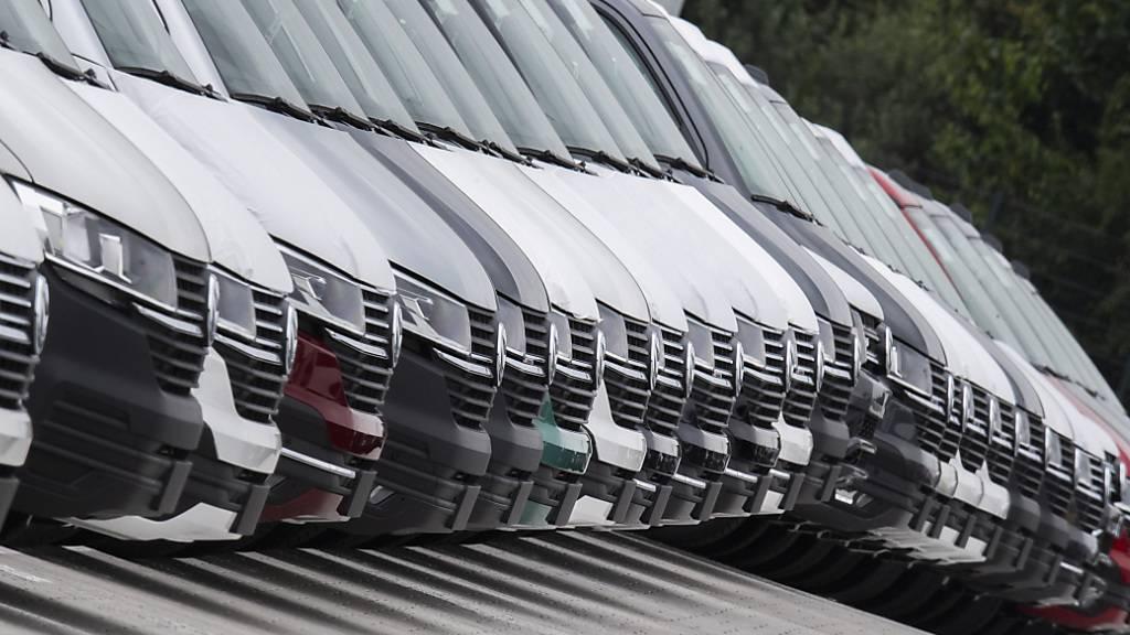 In China greifen die Autokäufer wieder kräftig bei Neuwagen zu  - davon hat Volkswagen im Februar profitiert. (Archiv)