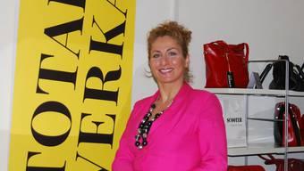 Elif Ekinci betreut die Fricker Scooter-Filiale bis zu deren Schliessung Ende April. sh