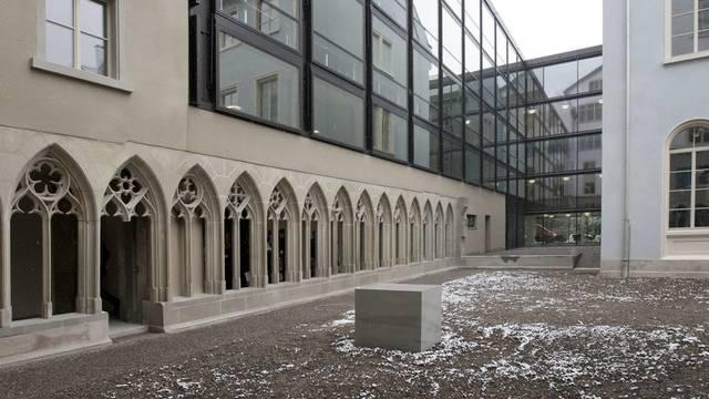 Aussenansicht des Zürcher Obergerichts (Archiv)