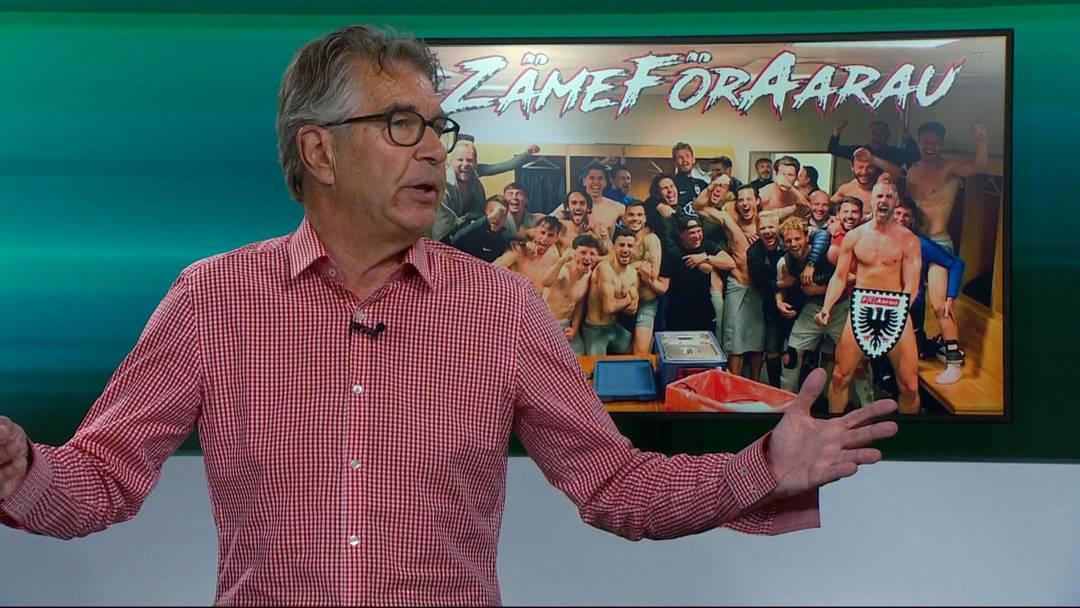 Der FCA-Talk vor dem Spiel der Spiele gegen Lausanne: heute mit den beiden AZ-Sportreportern Ruedi Kuhn und Sebastian Wendel.