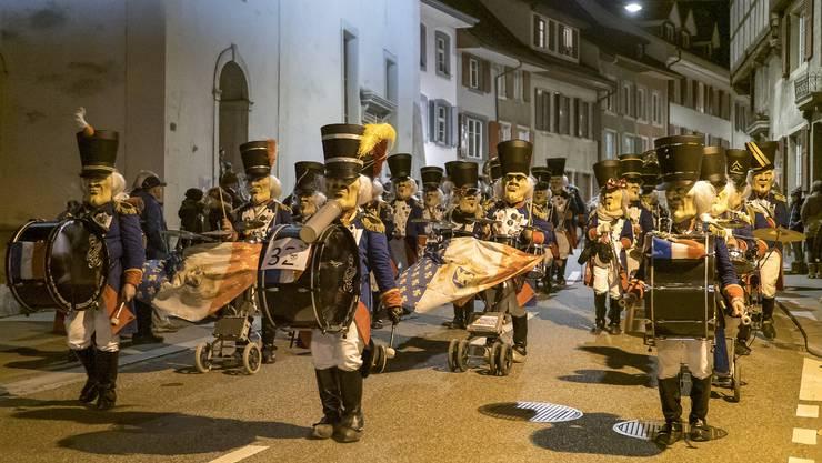 Guggenkonzert Waldenburg – Au-Rugger aus Oberdorf