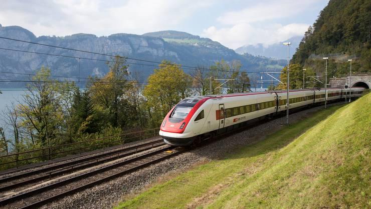 Drei von neun Verbindungen zwischen Zürich und Mailand verkehren nur noch zwischen Zürich und Chiasso.