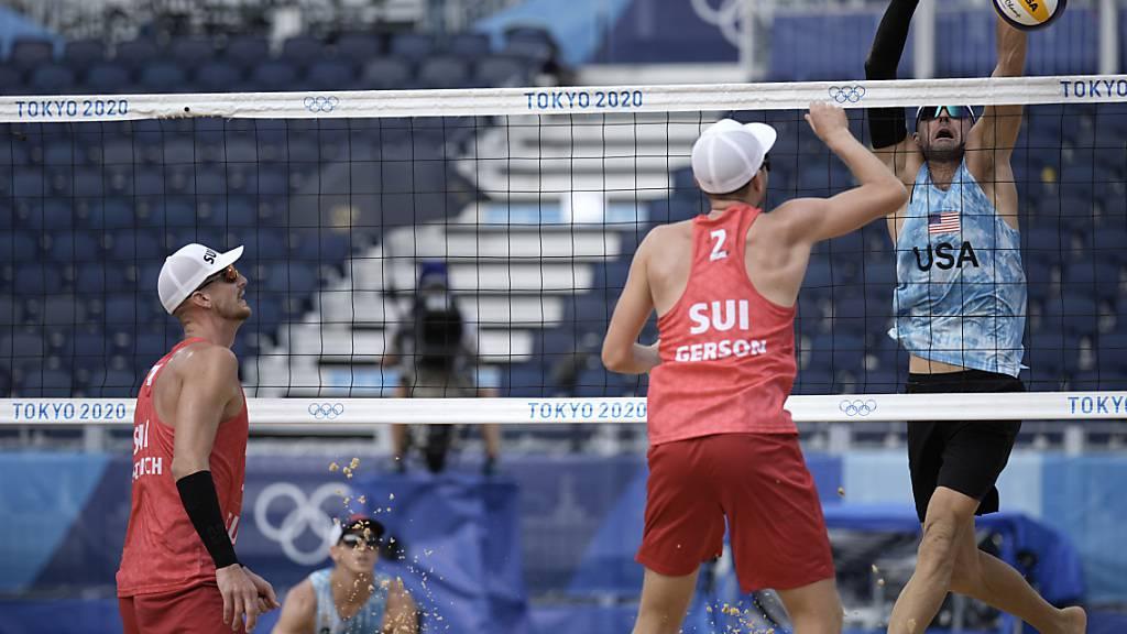 Zweite Niederlage für Schweizer Männer