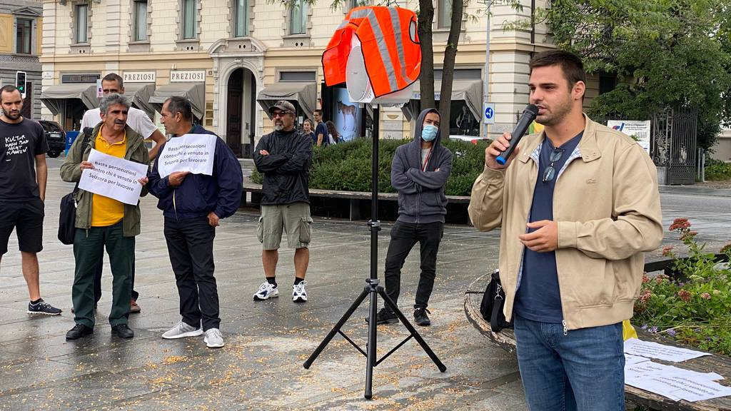 Tessiner Staatsrat Gobbi in Italien unter Druck